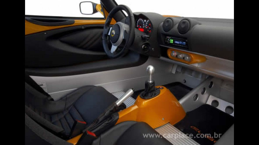 Lotus Elise S 40th Anniversary Limited Edition