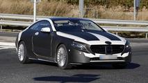 2014 Mercedes-Benz S-Class Coupe spy photo