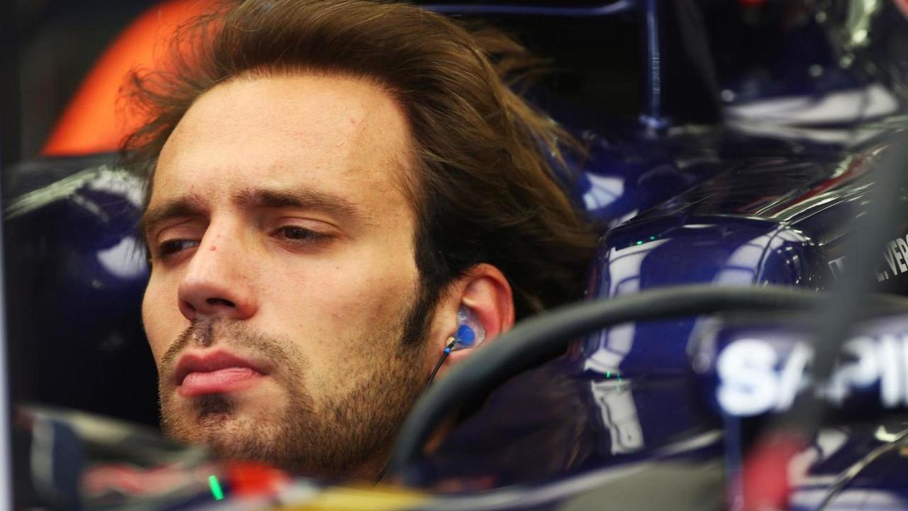 Jean-Eric Vergne (FRA),  05.04.2014, Bahrain Grand Prix, Sakhir / XPB