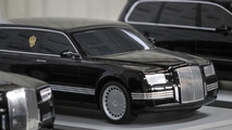 Porsche Engineering to help develop Putin's presidential limo
