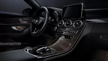 2014 Mercedes-Benz C-Class leaked photo 29.10.2013