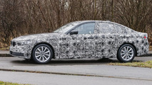 2017 BMW 5-Series spy photo
