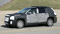 2010 GMC Terrain Spied for First Time