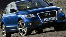 Audi Q5 official photo