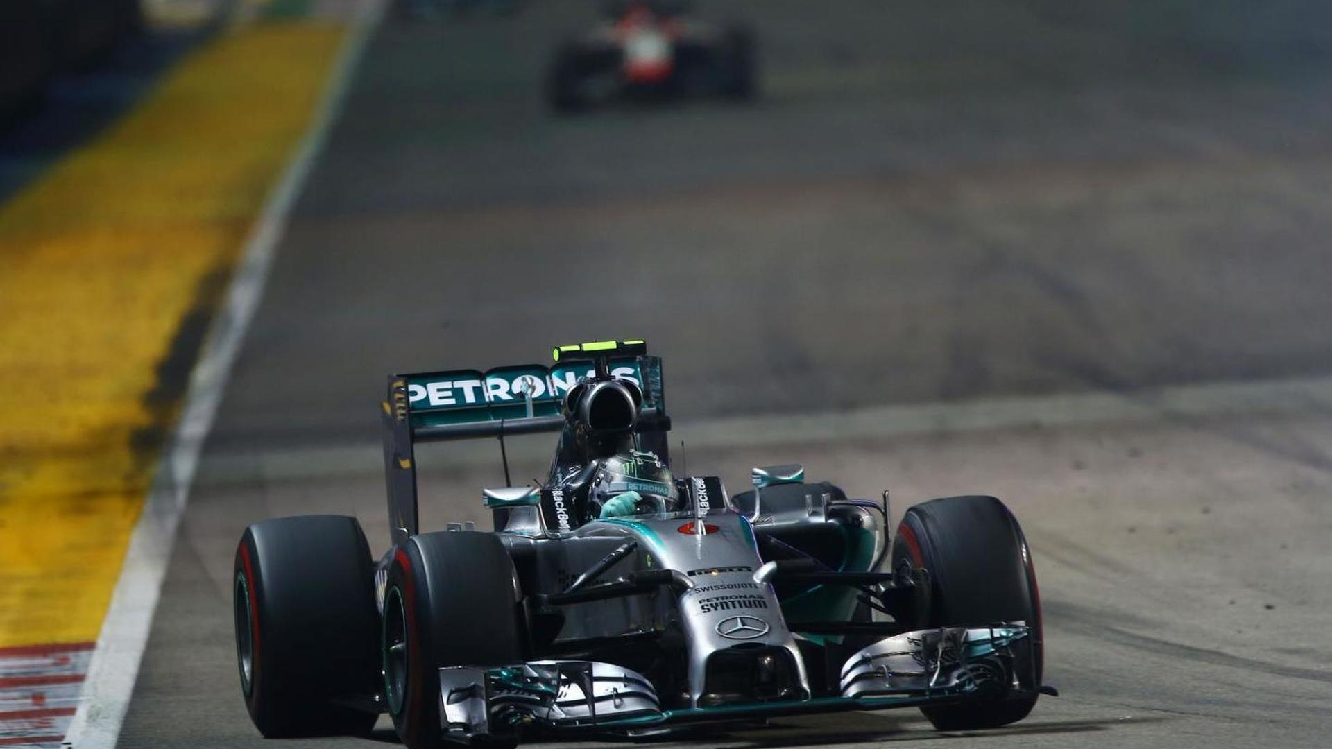 Mercedes says reliability must now crown 2014 champion