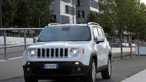 Euro-spec Jeep Renegade