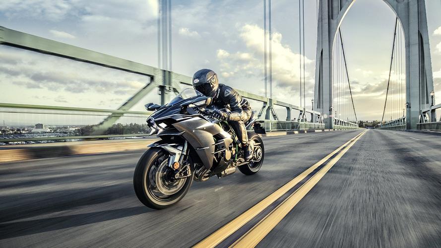 Kawasaki Ninja H2 Carbon requires $10k deposit