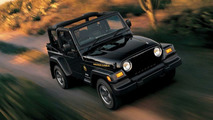 Jeep Wrangler Golden Eagle Limited Edition (Australia)