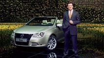New Volkswagen Eos Unveiling