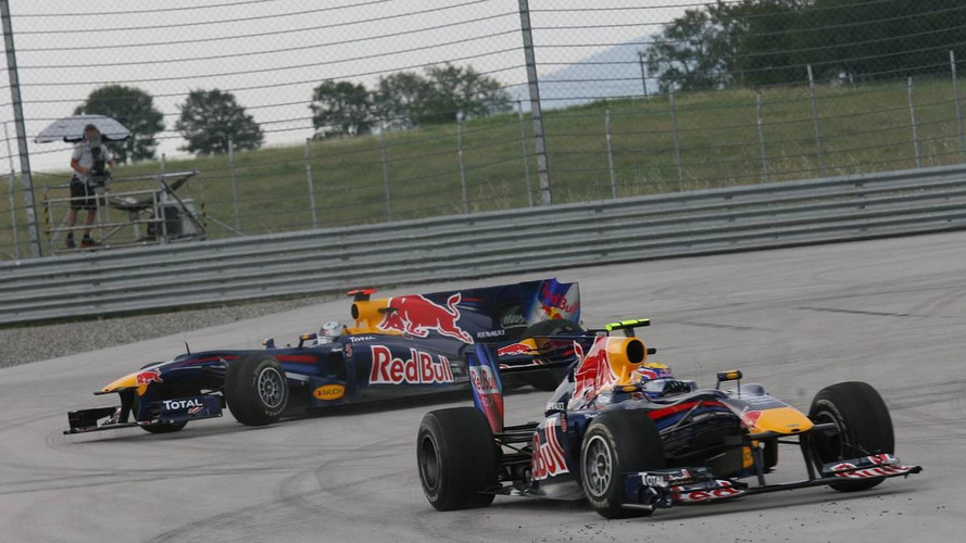 Mosley blames Webber for Vettel collision