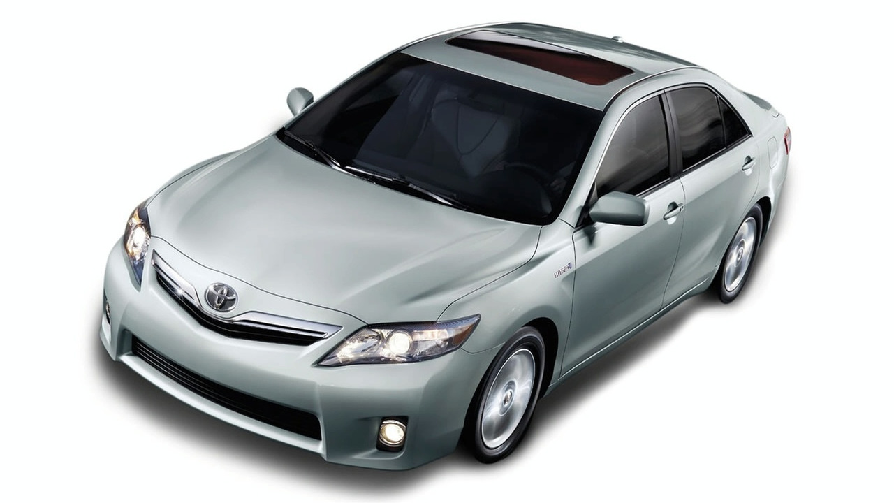 2010 Toyota Camry facelift