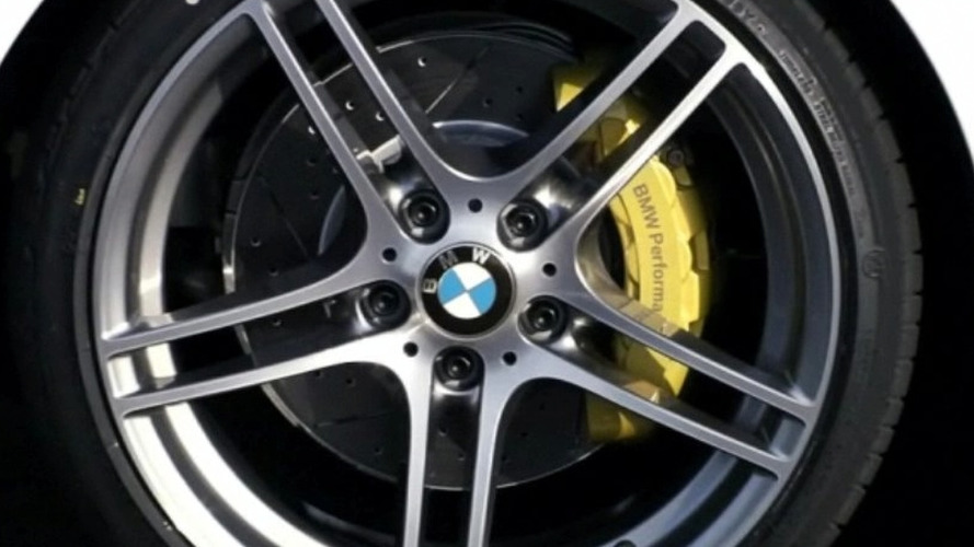 BMW Performance 3-Series accessories complete video
