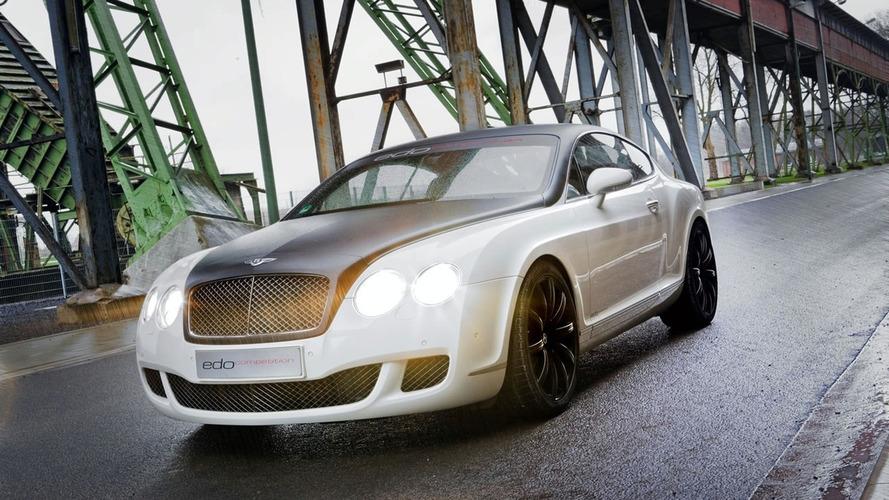 Bentley edo speed GT - the Real 'Extreme Bentley'