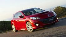 2010 Mazda3 MPS Shares the Geneva Limelight