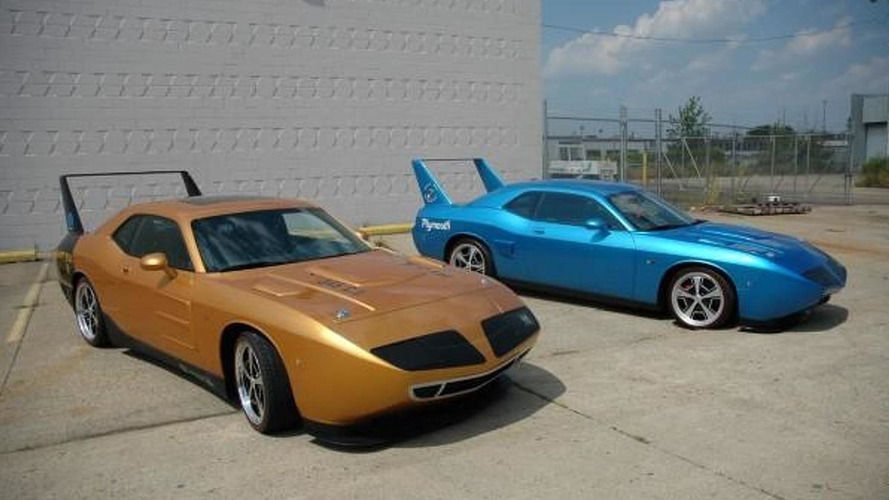 First HPP Plymouth Superbirds begin to roll