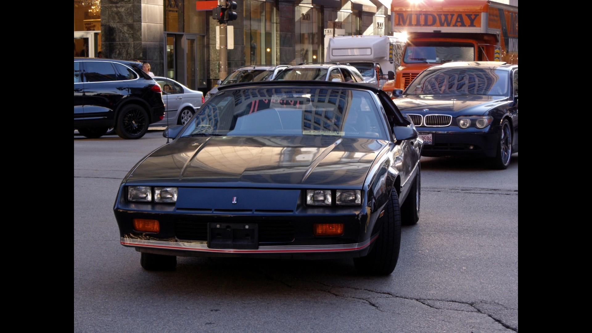 Chevrolet Camaro Berlinetta