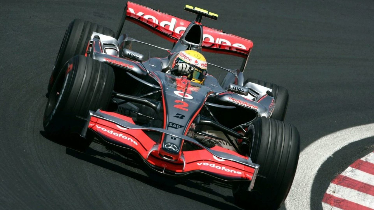 McLaren Mercedes-Benz MP4-22