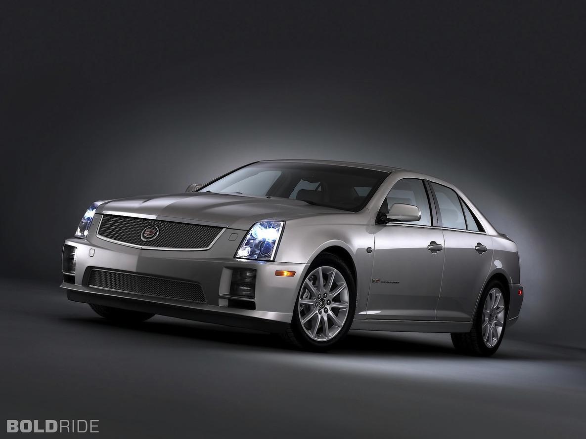 Cadillac STS-V