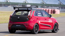 MG unveils their MG3 Trophy Championship concept