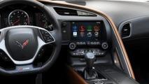 2015 Chevrolet Corvette Z06 configurator screenshot