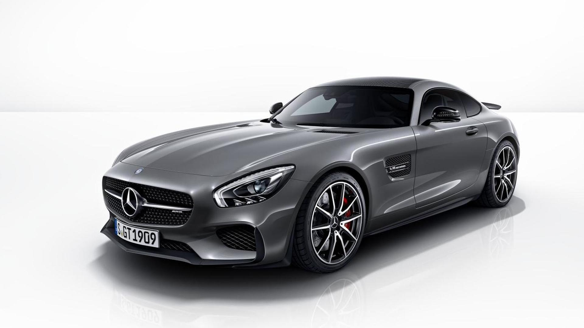 mercedes amg gt starts from 115 430 eur c63 amg priced at 76 100 eur in germany. Black Bedroom Furniture Sets. Home Design Ideas