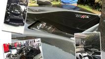 Pagani Zonda 760 RS comes into focus