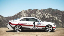 Audi & Ducati for Pikes Peak International Hill Climb 10.8.2012