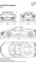 2013 Audi R8 Facelift revealed [video]