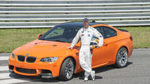 BMW M3 Lime Rock Park Edition announced (US)