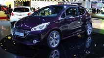Peugeot 208 XY at 2012 Paris Motor Show