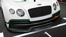 Bentley Continental GT3 live in Paris 27.09.2012