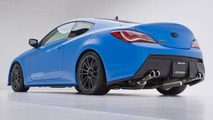 Hyundai Genesis Coupe by Cosworth heading to SEMA