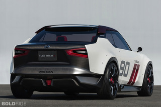 Nissan Will Build IDx Coupe, But With Styling Changes