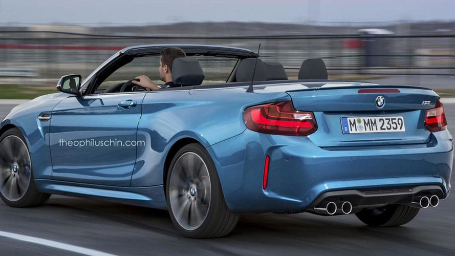 BMW M2 Convertible already rendered, but will they make it?