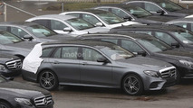 Mercedes E Class All Terrain set for October launch?