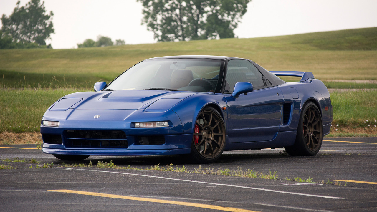 Review: Clarion Builds 1991 Acura NSX