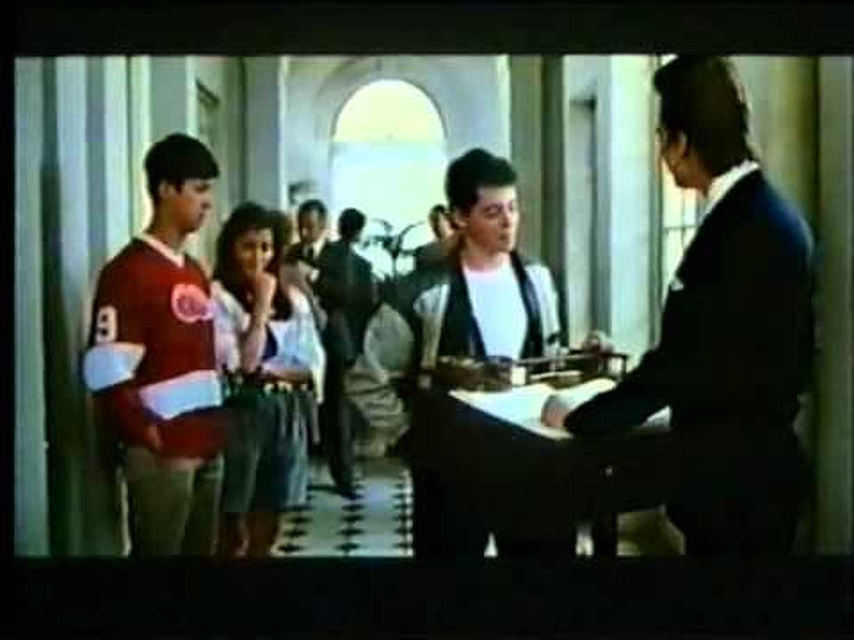 Ferris Buellers Day Off 1986 Trailer