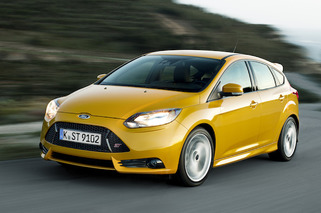 Ford Readying Focus ST Diesel— Just Not for the U.S.