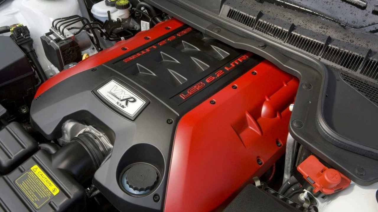 Vauxhall VXR8 LS3 engine