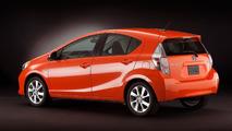 2012 Toyota Prius c debuts in Detroit [video]