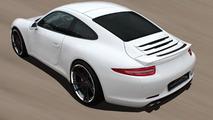 SpeedART SP91-R based on 991 Carrera S details released