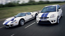 Ford to Import 101 Ford GTs into Europe