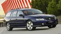 2005 Holden VZ Commodore Lumina Special Edition
