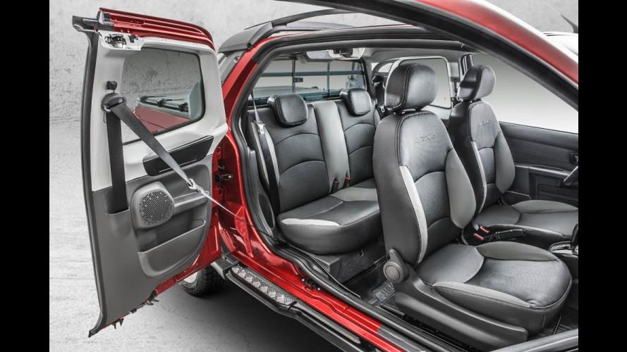 Fiat faz recall da recém-lançada picape Strada três portas