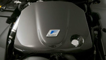 Lexus F-Sport Carbon Fiber Engine Cover
