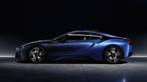 BMW i3 and i8 show off colourful CrossFade concepts in Paris