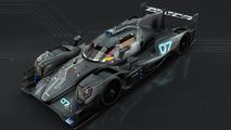 Rebellion Racing IMSA race car