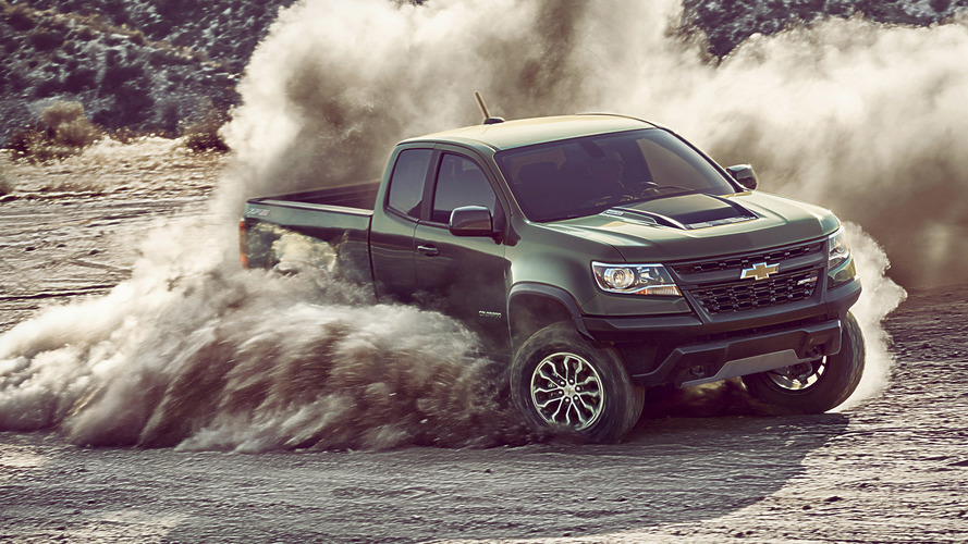 2017 Chevy Colorado ZR2 brings off-road prowess to the midsize truck segment