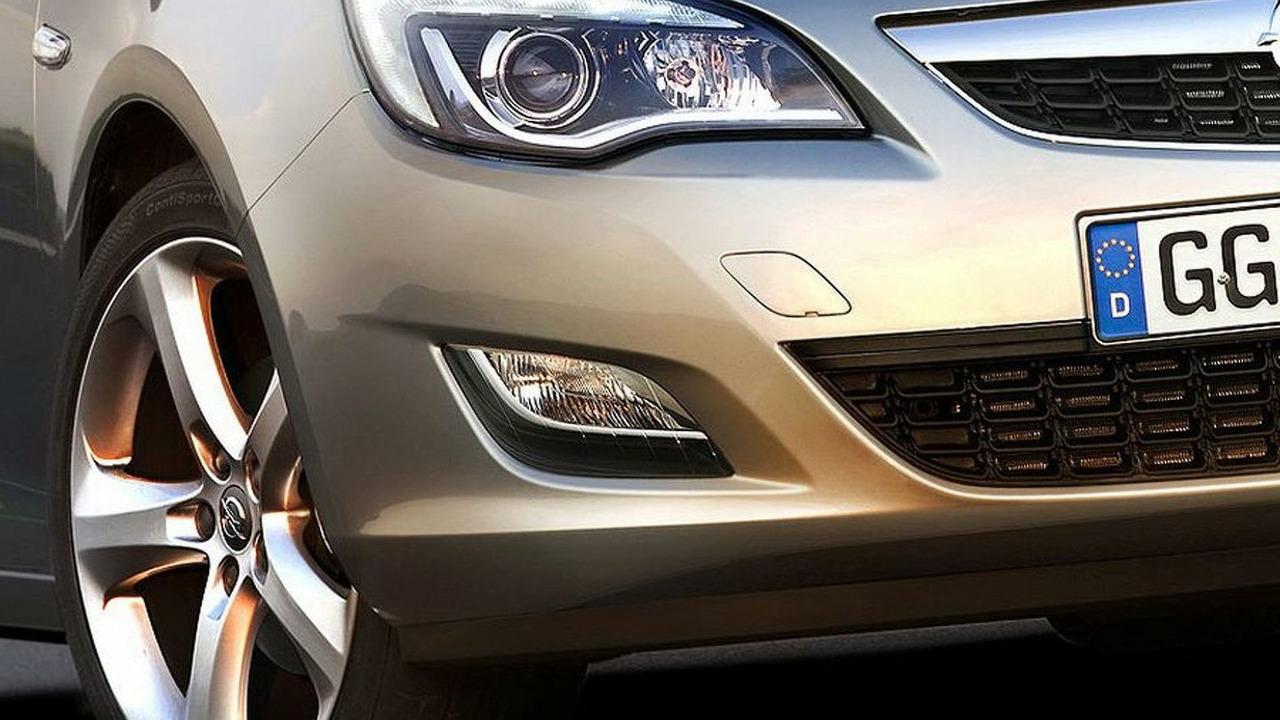 2010 Opel Astra Fully Revealed
