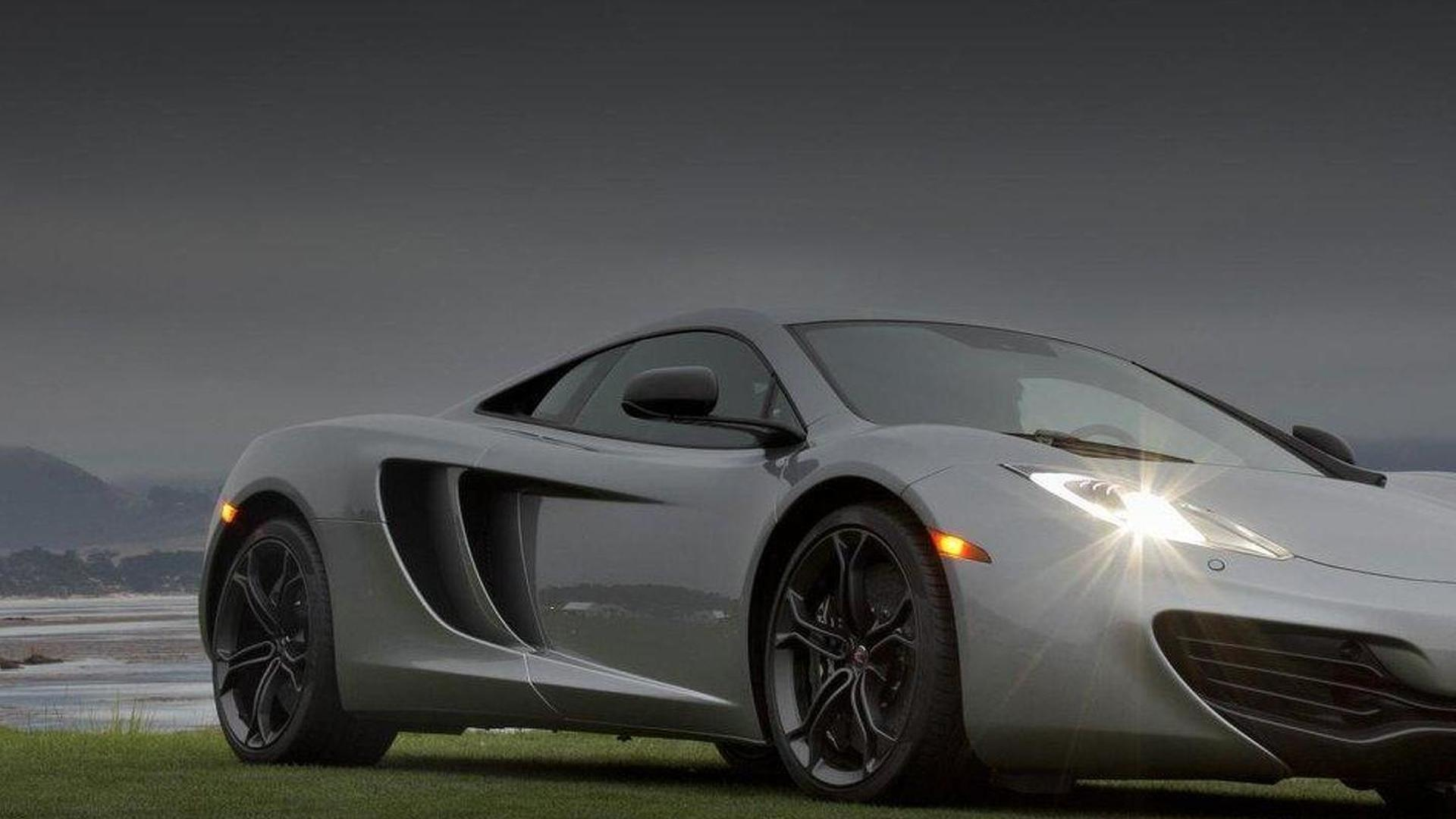 McLaren MP4-12C embarks on North American tour [video]